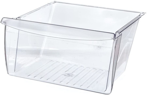 Crisper Pan Drawer ( Bottom ) Compatible with FRIGIDAIRE Refrigerator 240351207