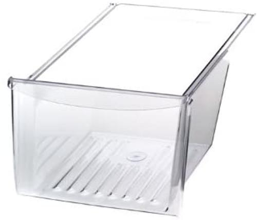 Crisper Pan ( Bottom ) Compatible with Frigidaire Kenmore Refrigerator 240343803