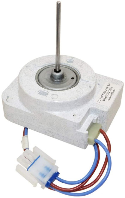 Evaporator Fan Motor Compatible with GE Refrigerator WR60X10257