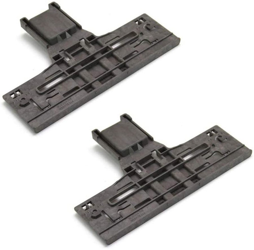 Upper Rack Adjuster Compatible with Whirlpool KitchenAid Dishwasher - W10546503 ( 2 PCs )