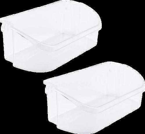 Refrigerator Gallon Door Bin Shelf for Frigidaire 240356402 AP2549958 ( 2 PCs )
