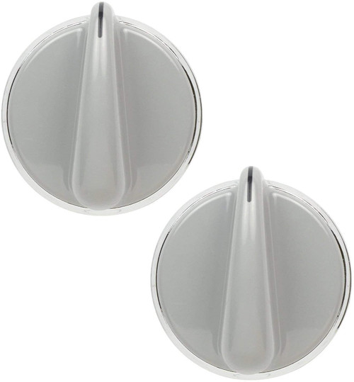 Control Knob Compatible with GE Washer WE01X20380 PS8769914 ( 2 PCs )
