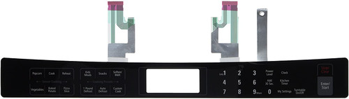 Switch Membrane Compatible with Samsung Range Oven DE34-00333A Smh9207S