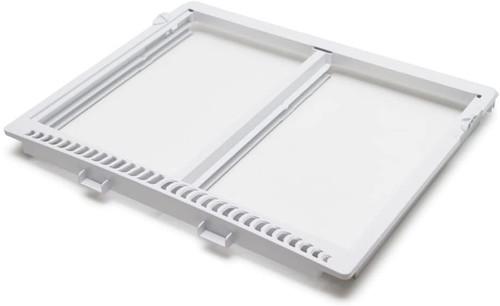 Crisper Shelf Frame Compatible with Electrolux Frigidaire Refrigerator 240364790