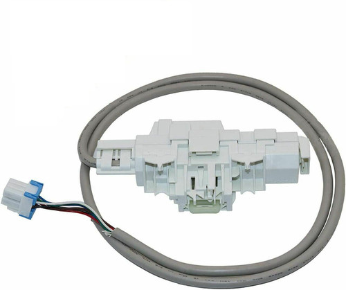 Door Lock Switch Compatible with Samsung Washer DC34-00025E