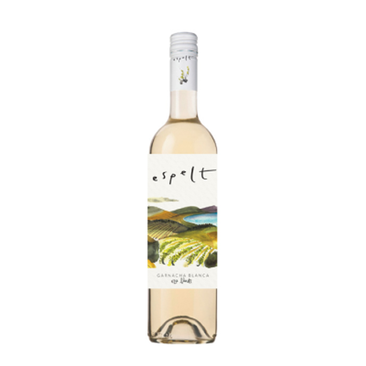 Catalonian White Wine