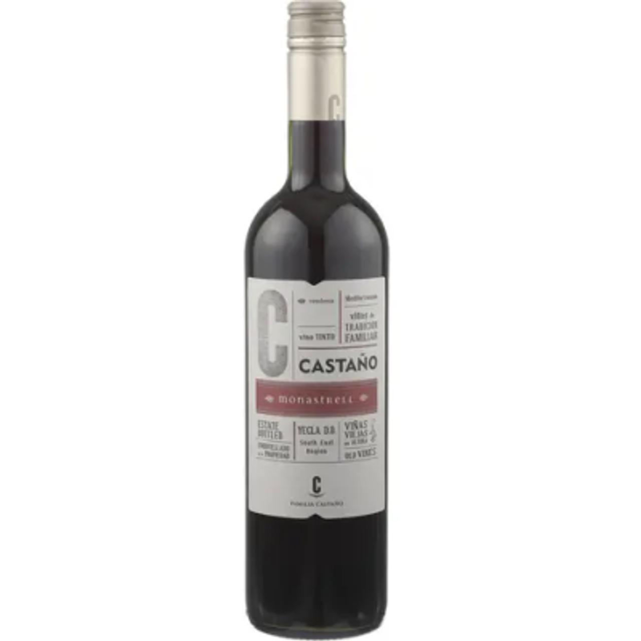 Yecla Red Wine