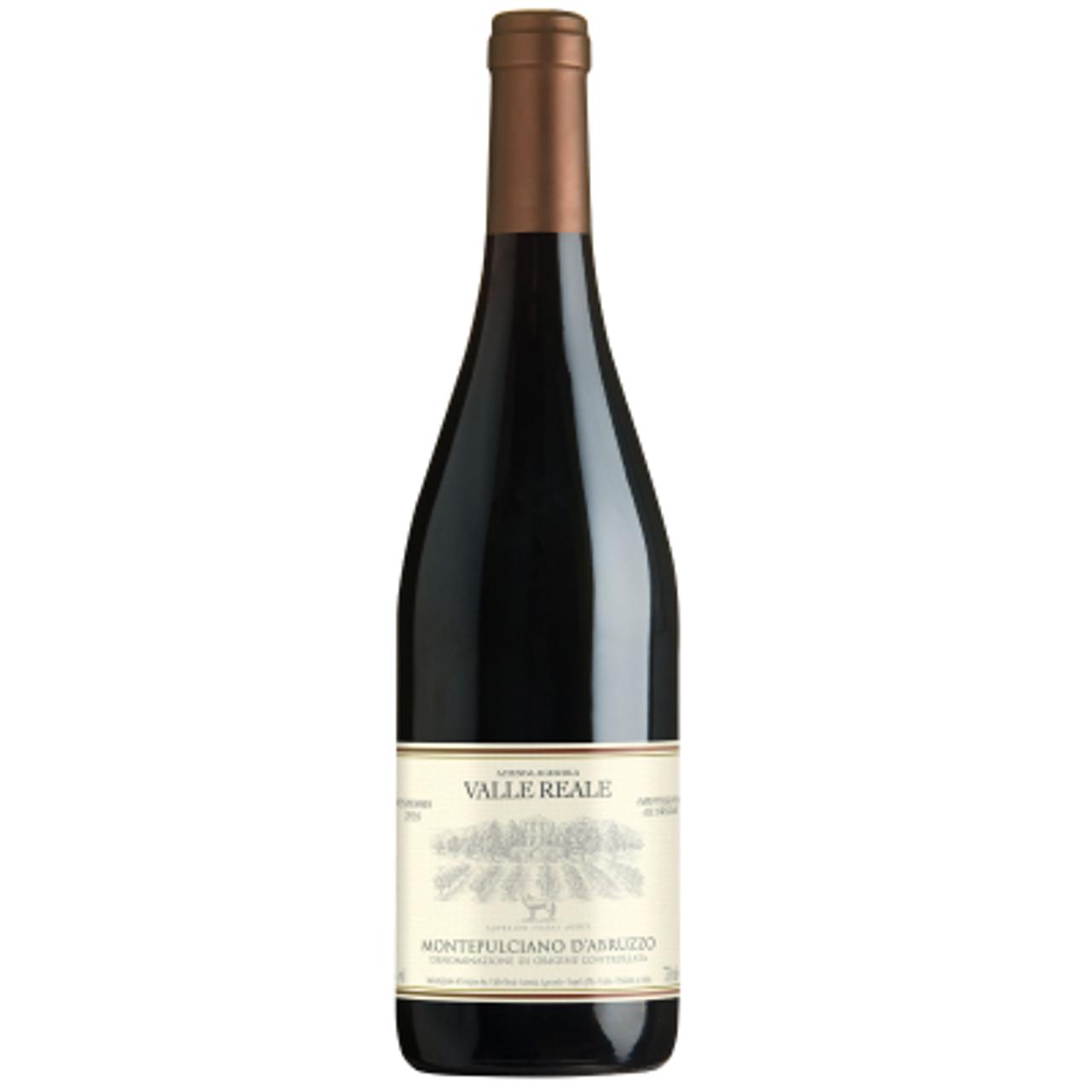 Abruzzo Red Wine