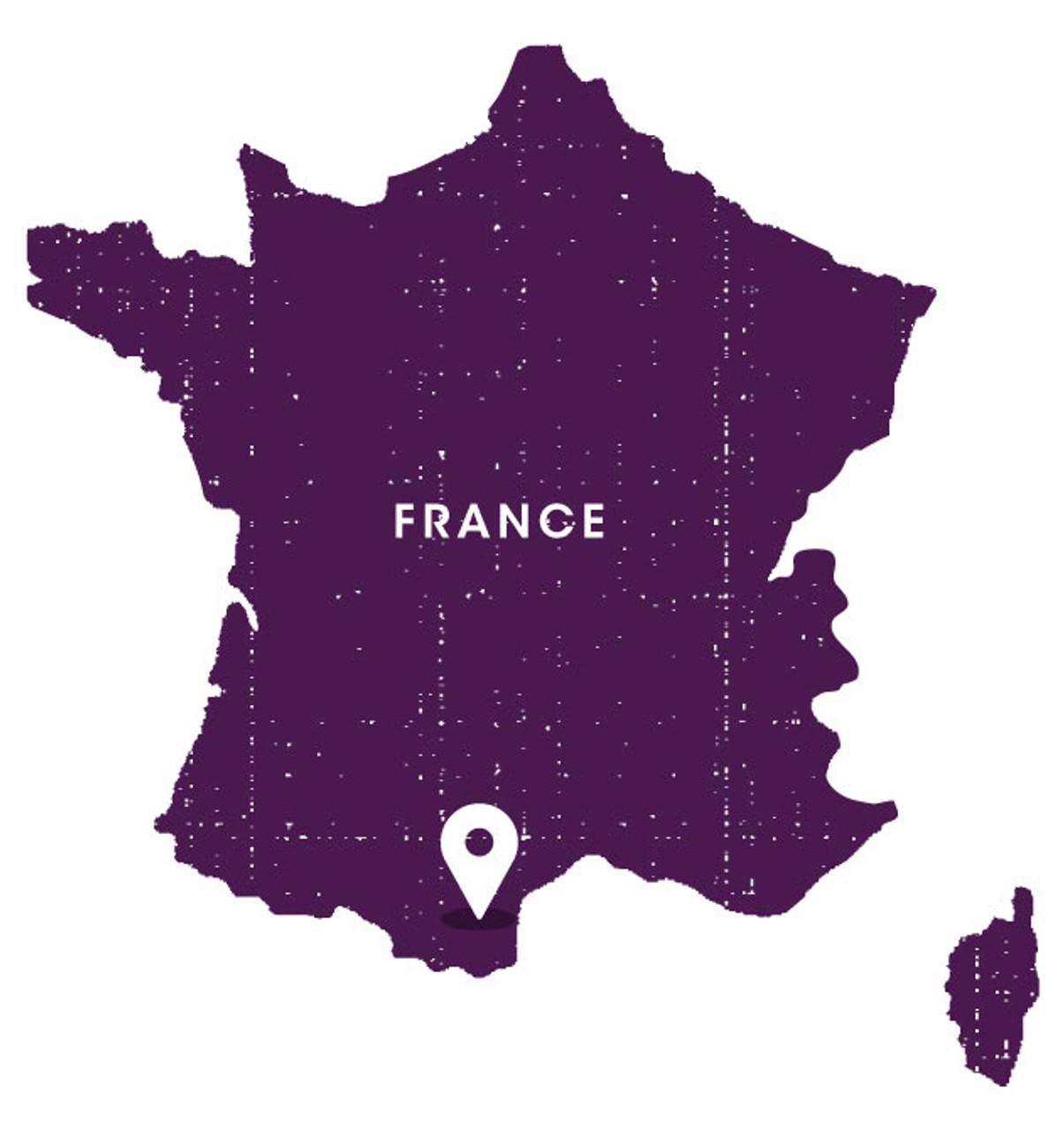 Cotes du Roussillon location
