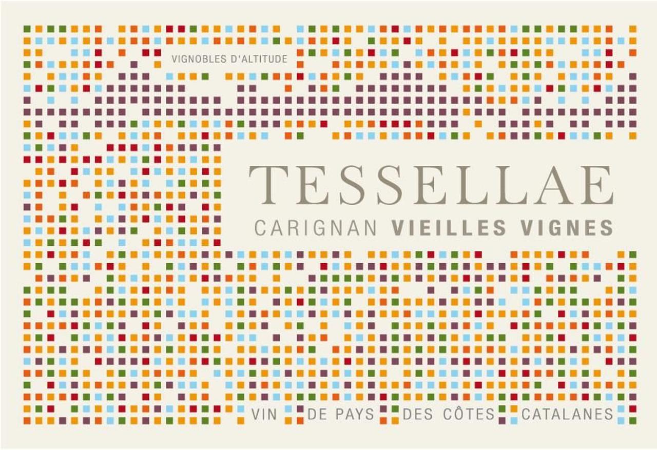 DOMAINE LAFAGE Tessellae Carignan Vieilles Vignes 2012