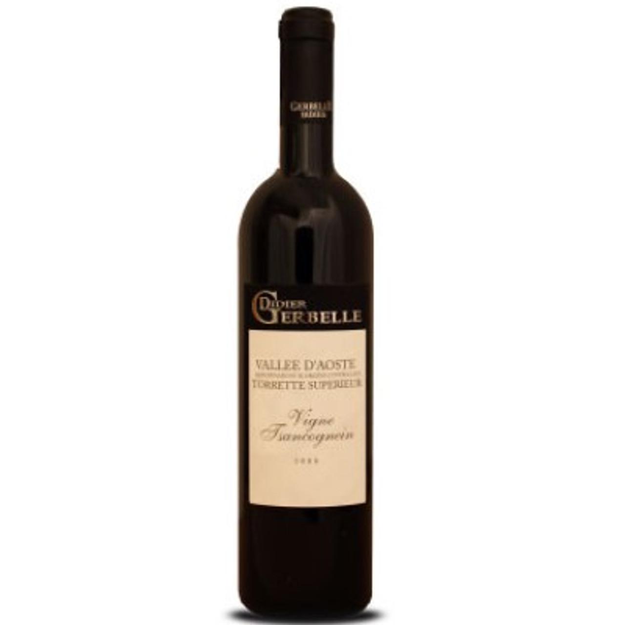 Valle d'Aosta Red Wine