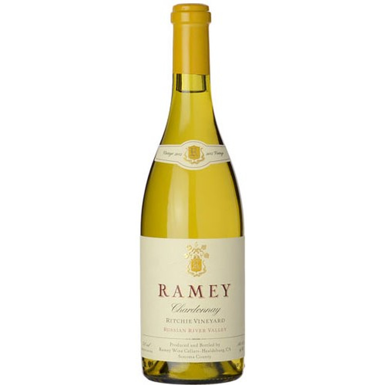 Ramey, Chardonnay, Ritchie Vineyard, Russian River Valley 2014