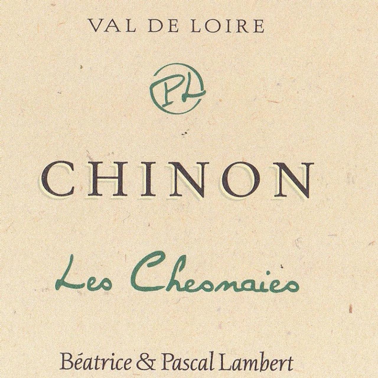 Chinon Chenin Blanc