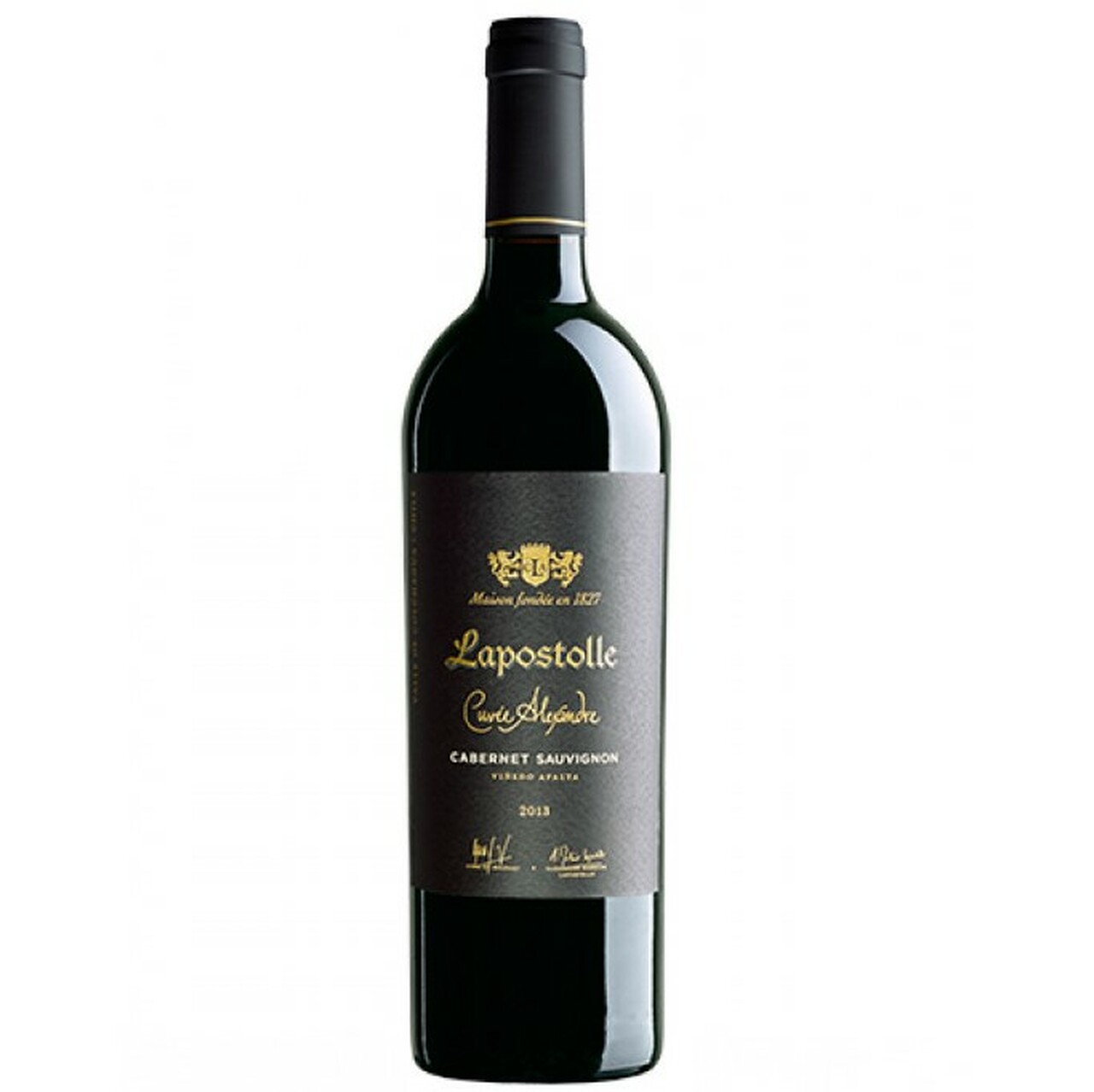 Lapostolle Cuvee Alexandre Cabernet Sauvignon Black Label 2013