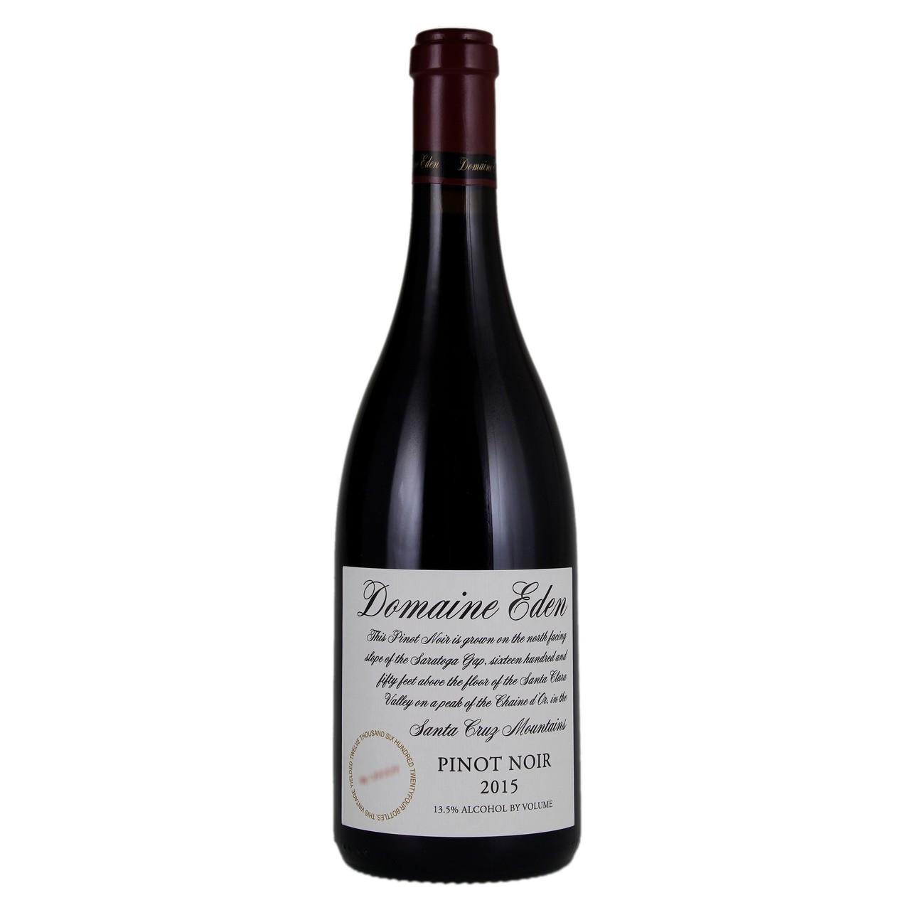 Domaine Eden, Pinot Noir 2015