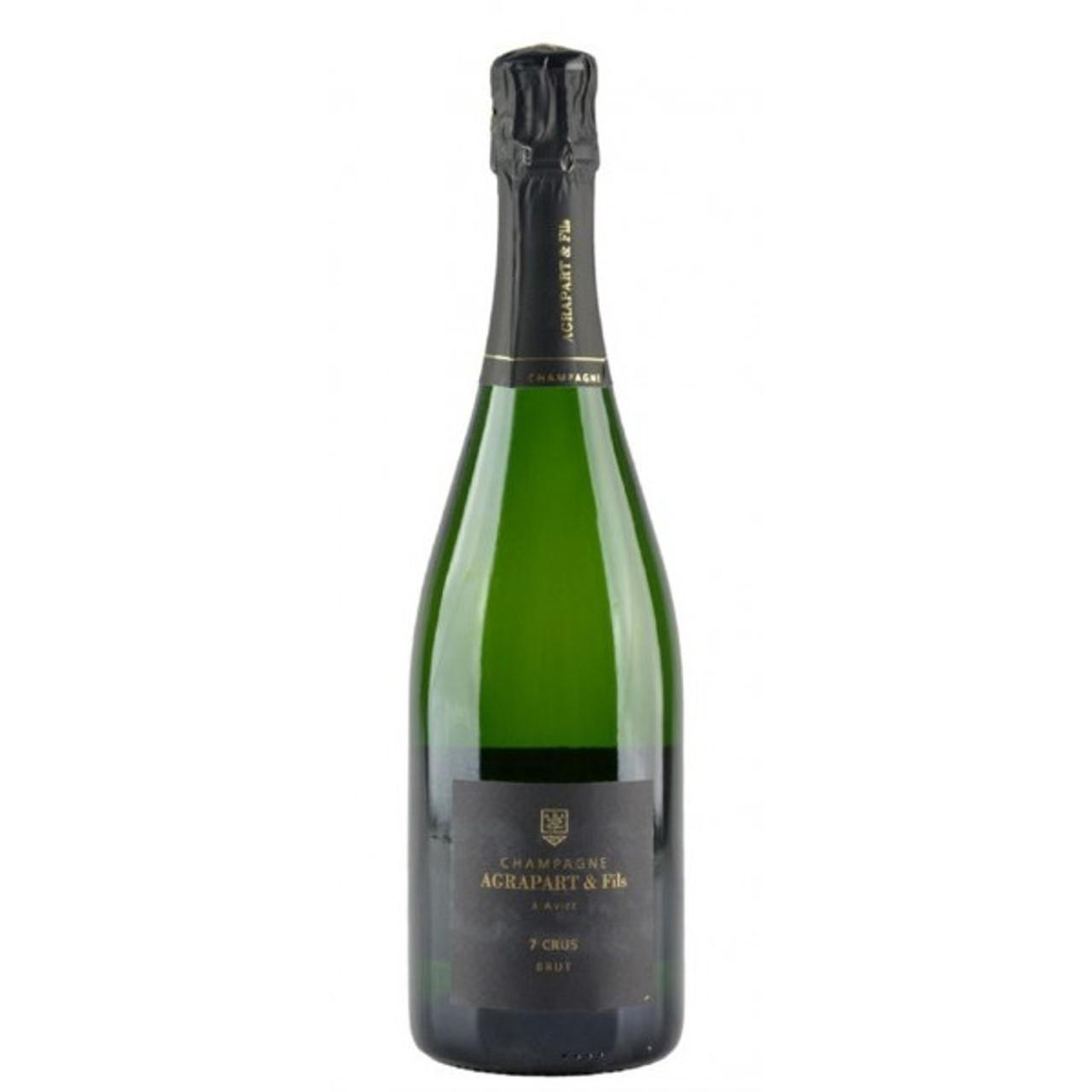 Domaine Agrapart & Fils, NV Brut Champagne, Les Sept Crus NV