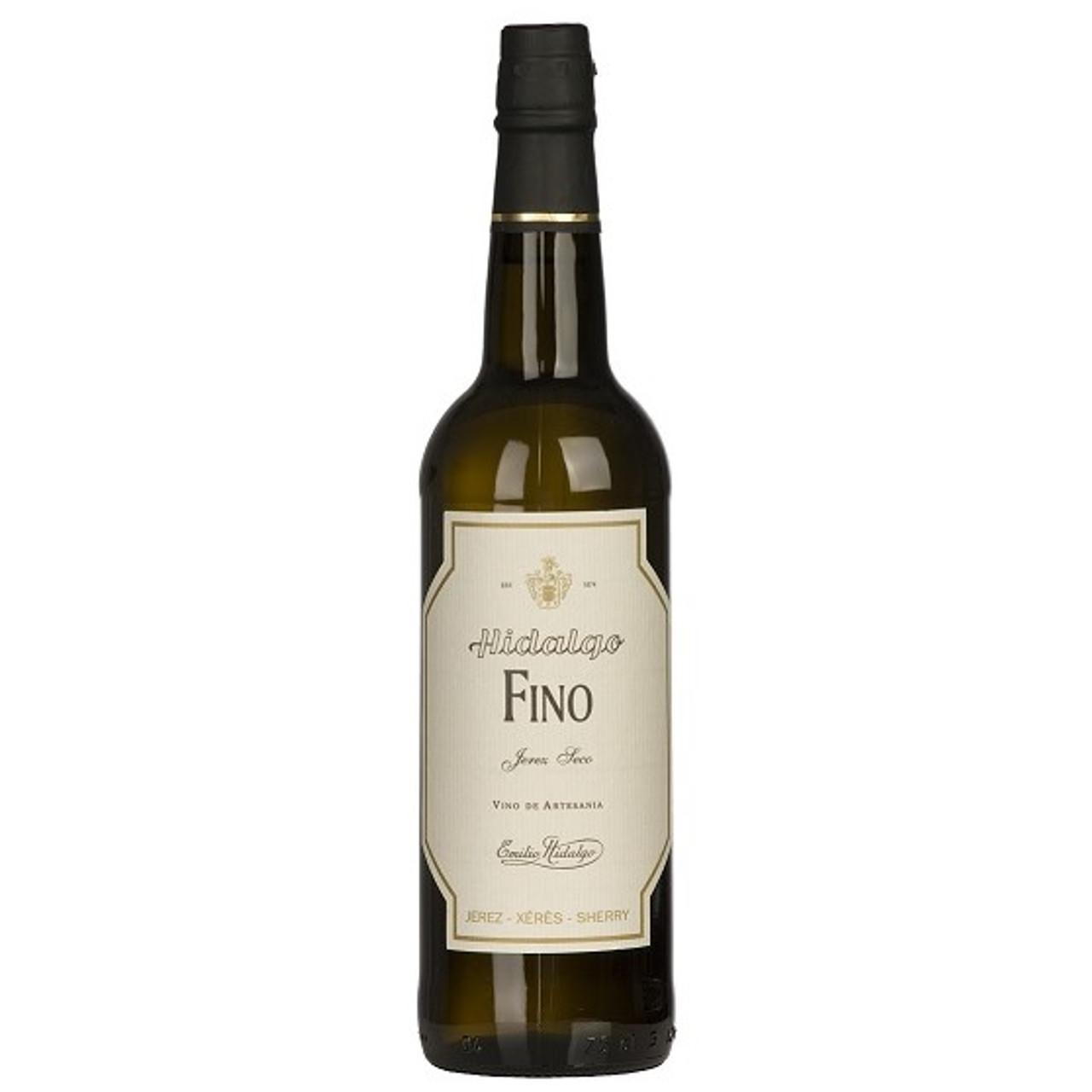 Hidalgo Fino Sherry NV