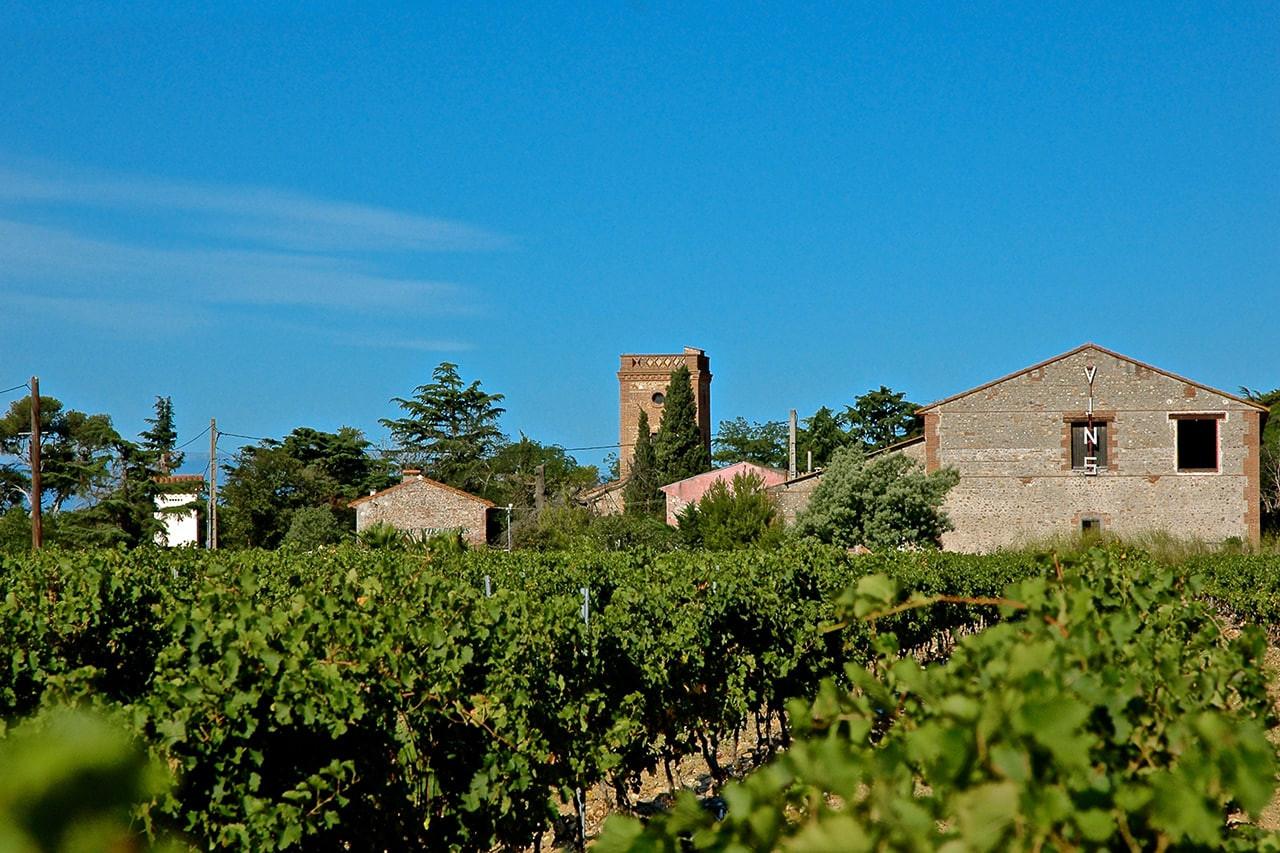 Domaine Lafage Tessellae Old Vines Cotes du Roussillon 2015