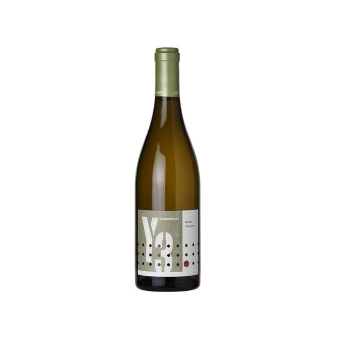 Jax Vineyards, Chardonnay Y3 Napa Valley 2016
