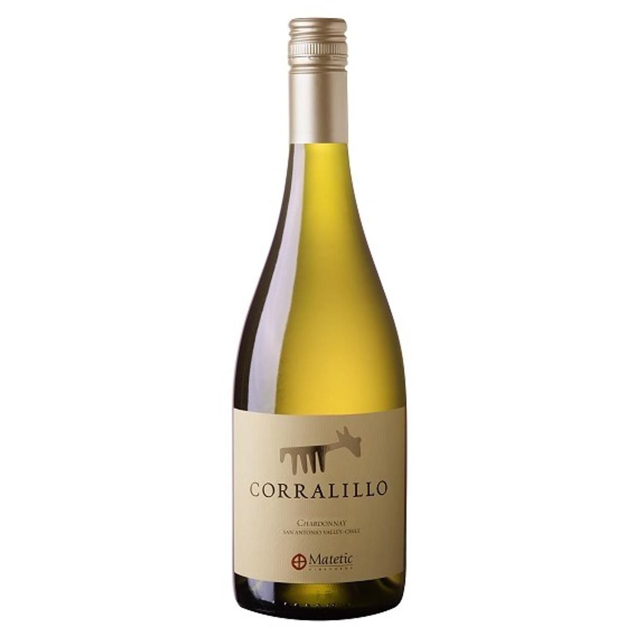 Matetic Vineyards, Corralillo Chardonnay 2016