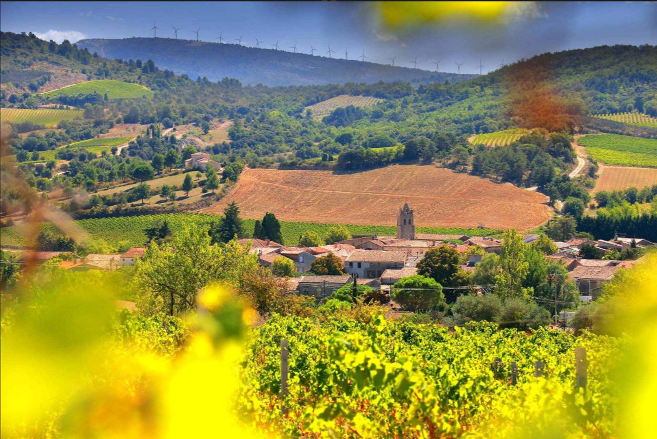 Limoux and area