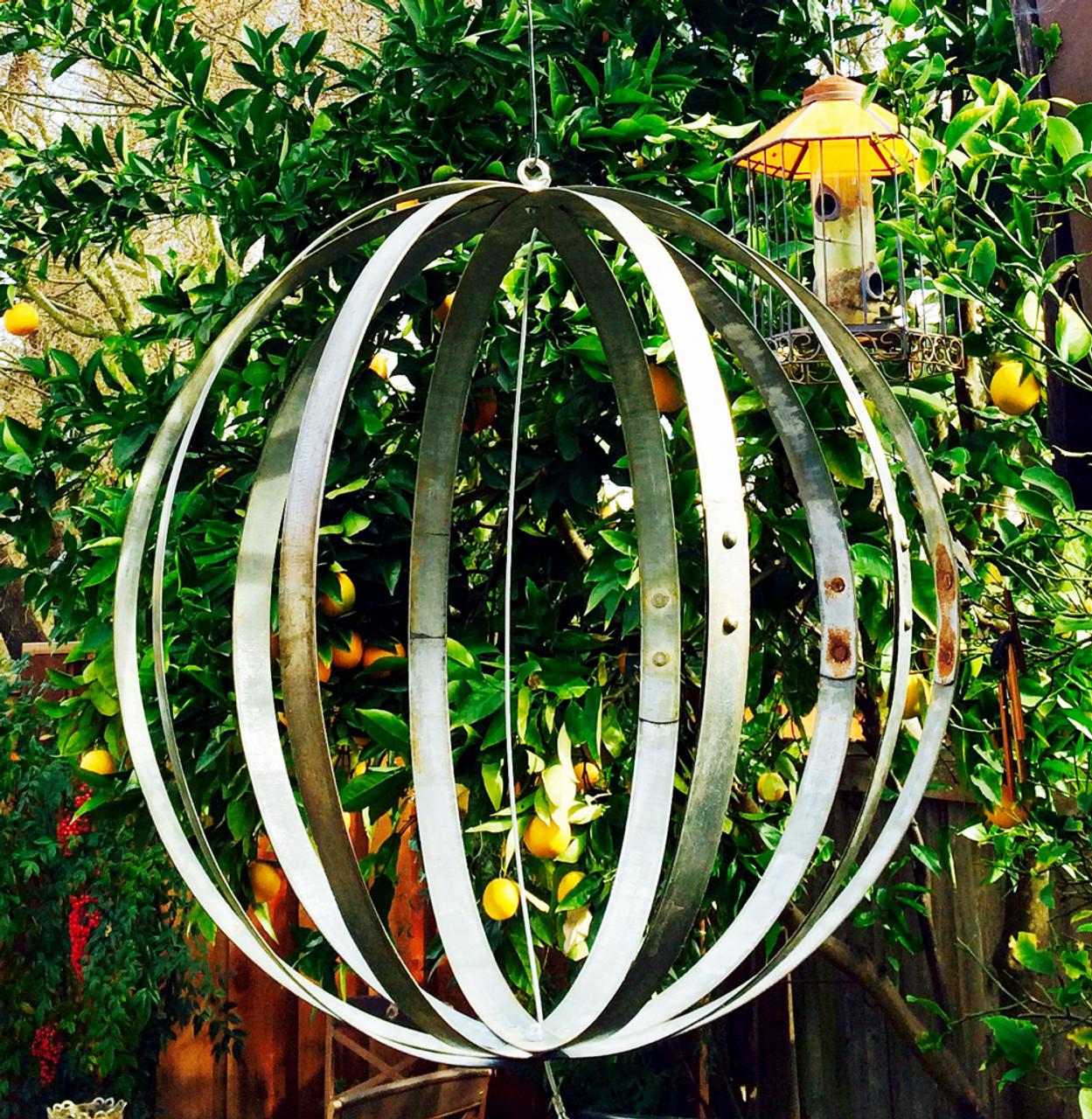 Hoops in a Sphere