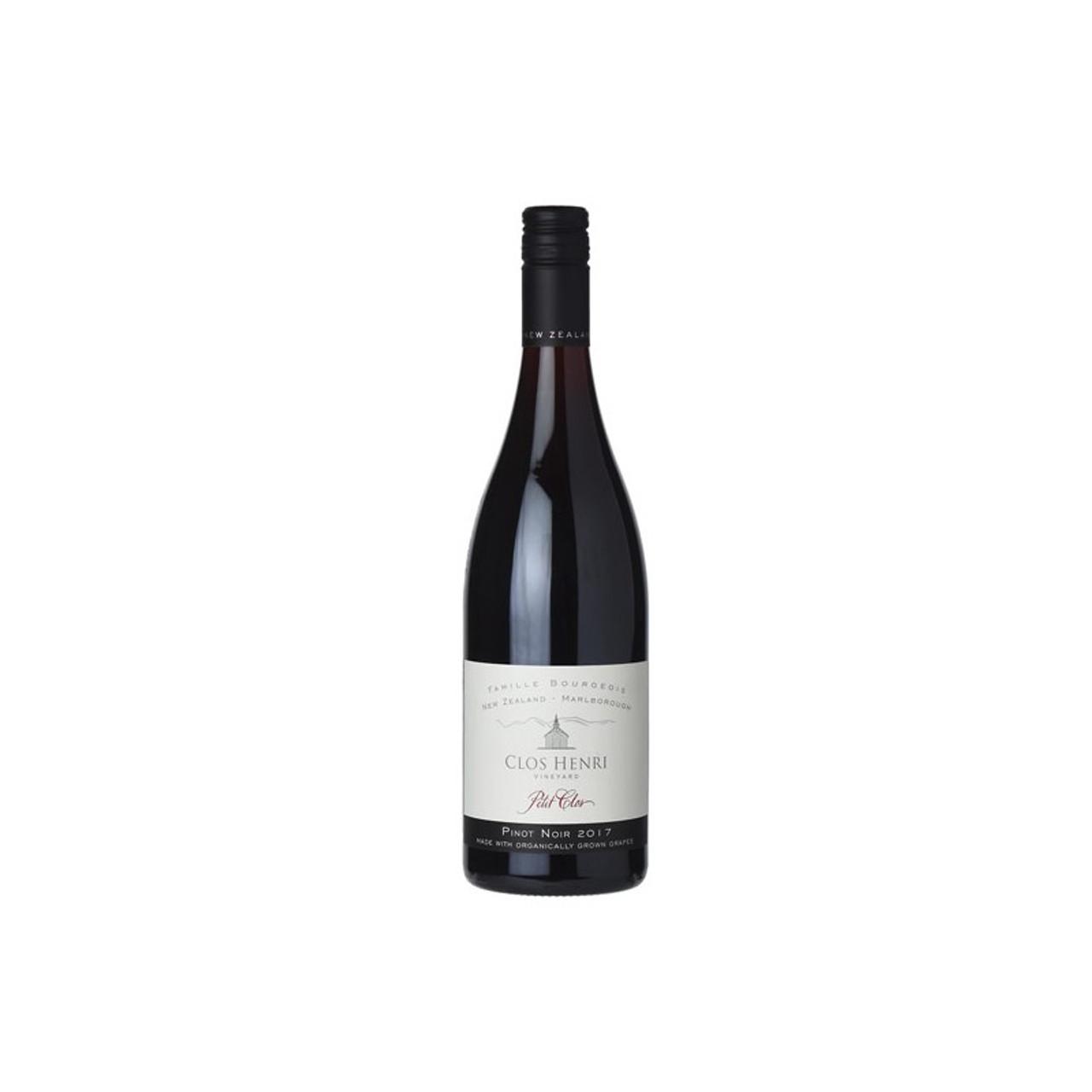 Clos Henri, Petit Clos Pinot Noir Marlborough 2017