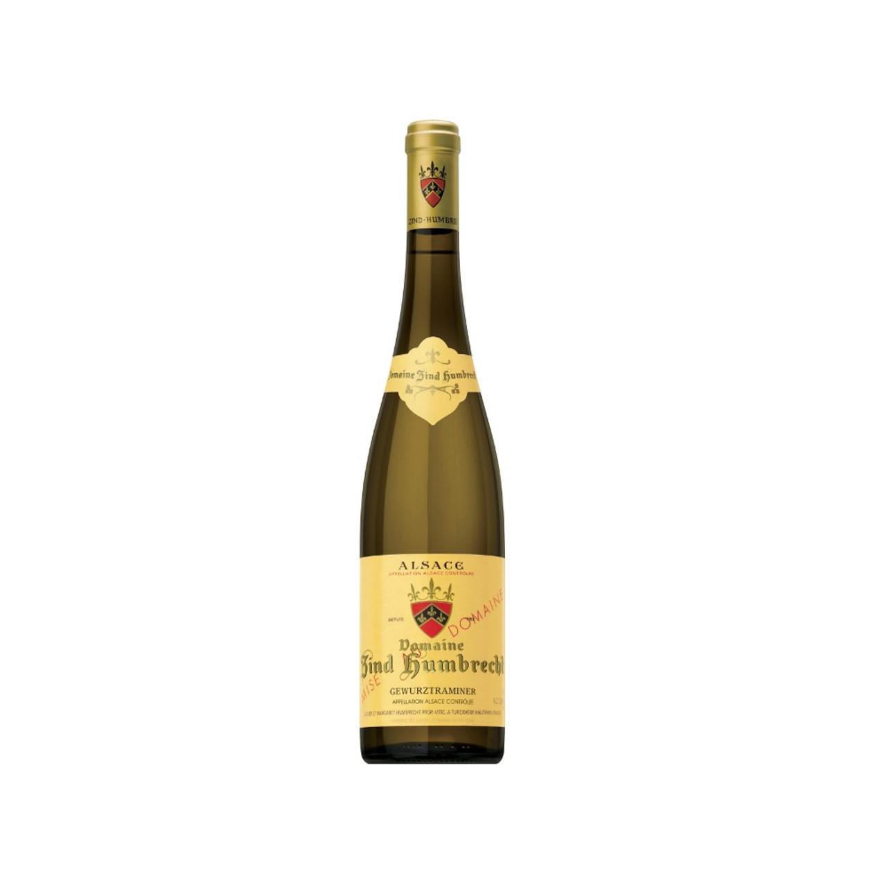 Domaine Zind-Humbrecht, Alsace Gewurztraminer 2016