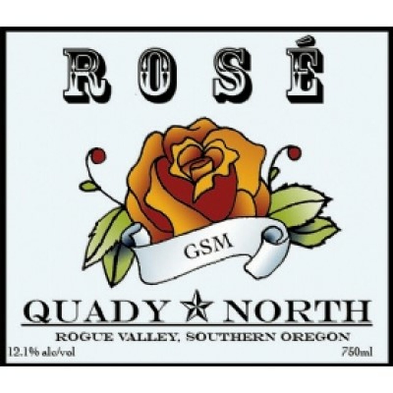 Quady North, Rose 2018