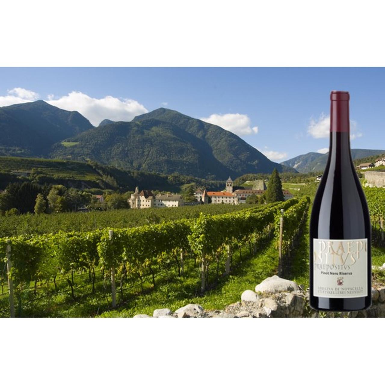 Abbazia di Novacella, Praepositus Riserva Pinot Nero  2012