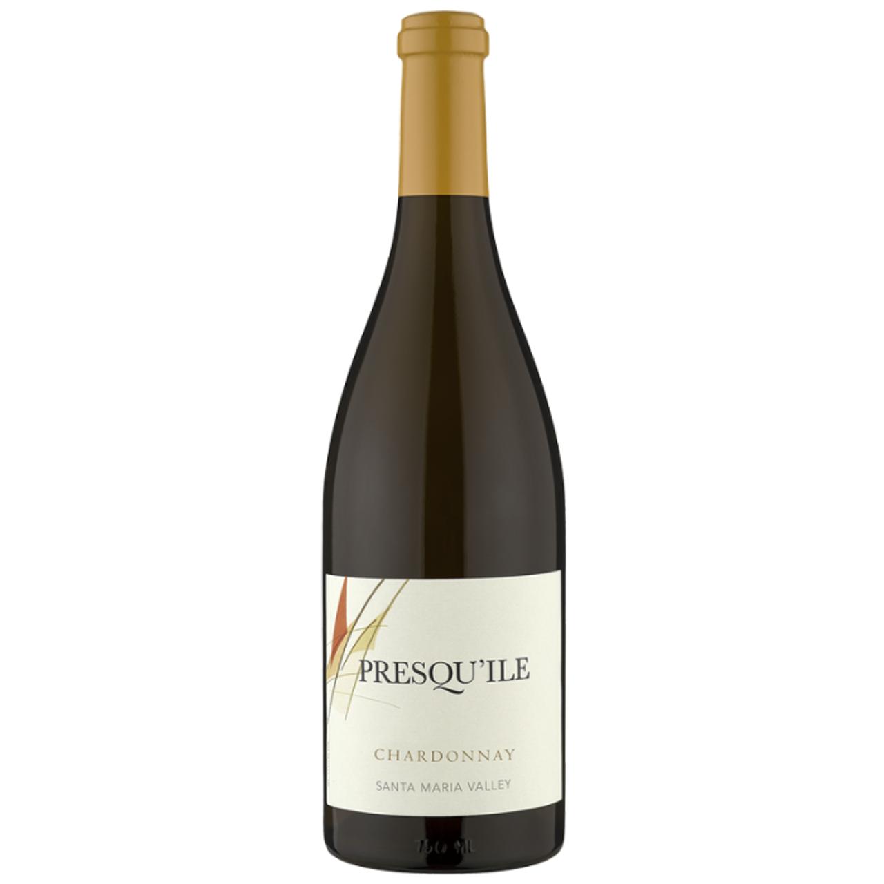 Presqu'ile, Chardonnay Santa Maria Valley 2015