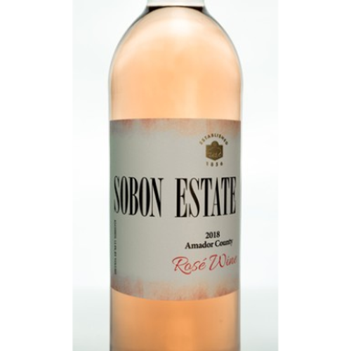 Amador Rose Wine