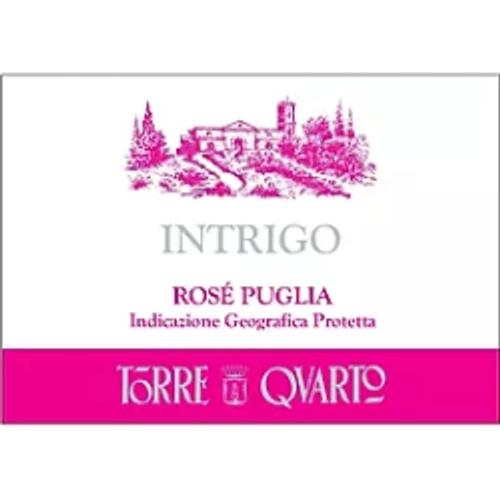 Puglia Rose Wine