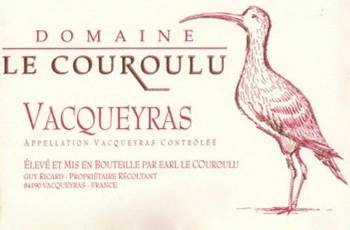 Domaine Le Couroulu Vacqueyras Cuvee Classique 2015