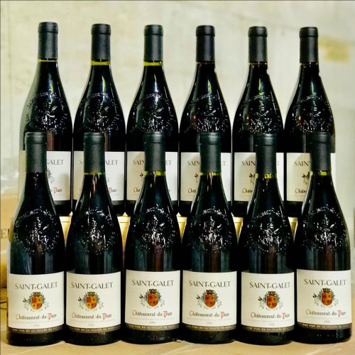 Vinous Reverie Chateauneuf-du-Pape