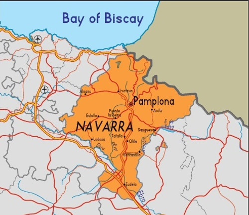 Navarra location