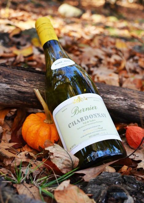 DOMAINE DE BERNIER, 2017 Chardonnay