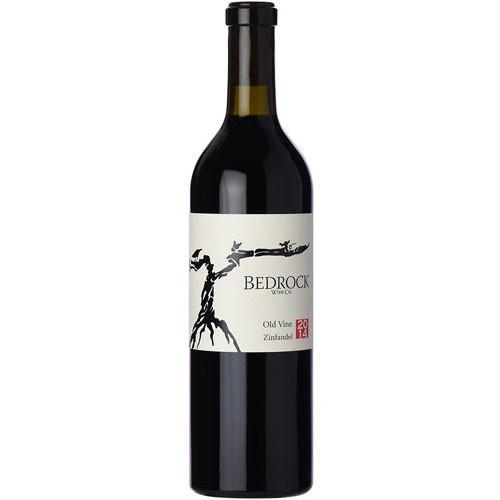 Bedrock, Old Vine Zinfandel 2016