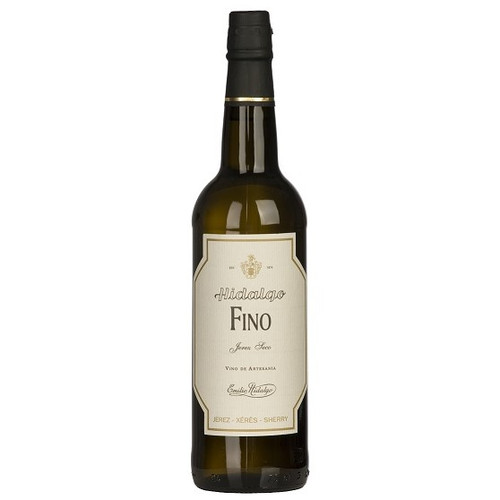 Hidalgo Fino Sherry NV