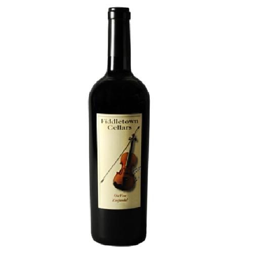 Fiddletown Cellars, Sierra Foothills Old Vine Zinfandel 2016