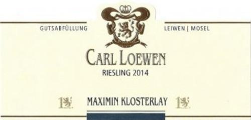 Vinous Reverie Loewen, Maximiner Klosterlay Riesling 2017