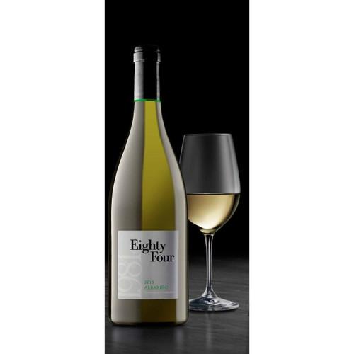 Eighty Four Wines, Napa Valley Albariño 2018