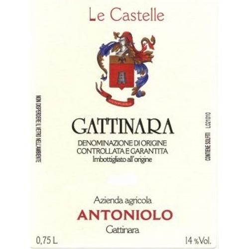 Antoniolo, Castelle Gattinara 2012