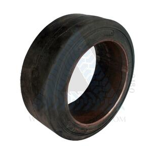 18x9x14 Made In USA Cushion Solid Tire