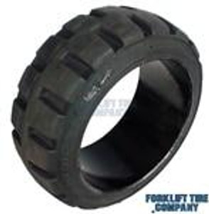 21x12x15 Made In USA Cushion Solid Tire
