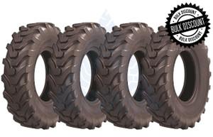 14.00-24 12PR General-Usage Pneumatic Grader / Telehandler Tires G2/L2 TL or 4X DEAL