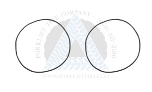 25 Industrial OTR Tire O-Rings or 2X DEAL