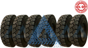 21x8-9-6.00 General-Usage Solid Resilient Tires or 6X DEAL