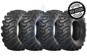 14.00-24 16PR General-Usage Pneumatic Grader / Telehandler Tires G2/L2 TL or 4X DEAL