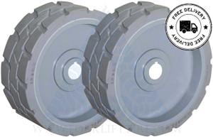 12x4.5x8 Genie Scissor Lift Tire GS-1530 GS-1532 GS-1930 GS-1932 - or 2X DEAL
